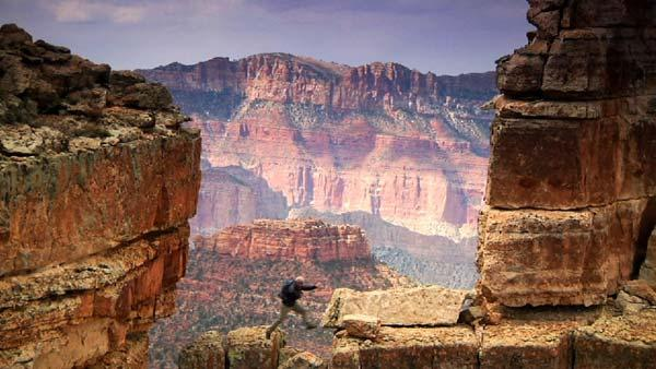 Grand Canyon's Highest Overlook