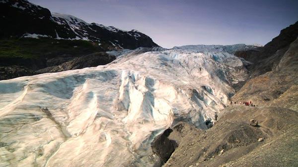Exit Glacier Hike