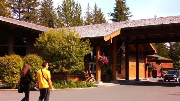 The Seward Windsong Lodge