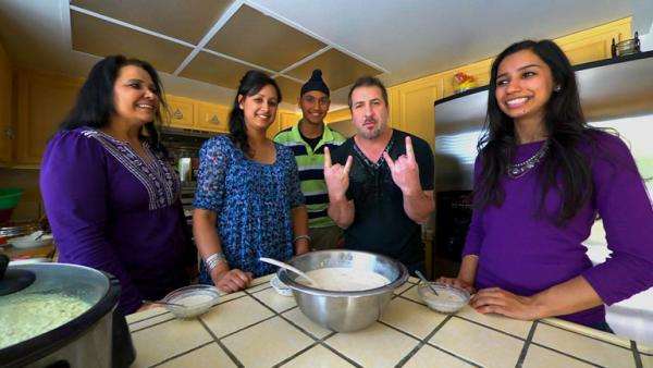 Complete Episode: Atwal Family Prepares Indian Feast