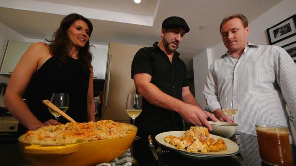 Complete Episode:  Joey Fatone Meets Janie's Kitchen