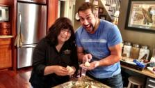 Joey Fatone Visits The Old Hen Bed and Breakfast
