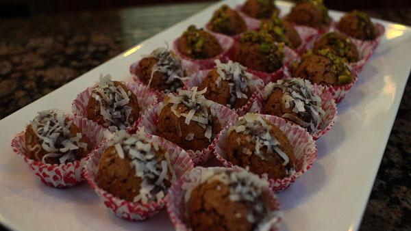 Amaretti Panini Cookies