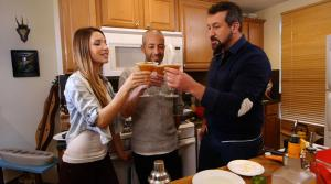 Joey Fatones Taste of Middle East