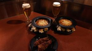 Italian Feast Paired with Beer
