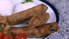 Lumpia Filipino Egg Rolls
