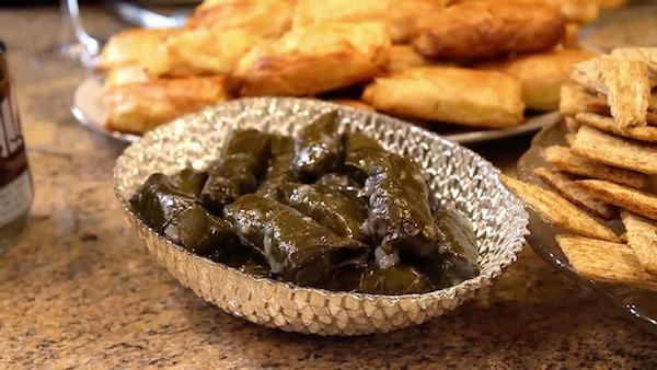 Greek dolmades recipe my family recipe rocks the live well network greek dolmades forumfinder Gallery