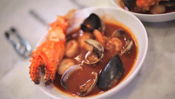 Spicy Cioppino My Way