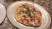 California Pizza Kitchens  Jamaican Jerk Chicken Pizza