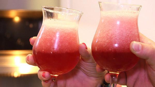 Sangria Swirl Margaritas