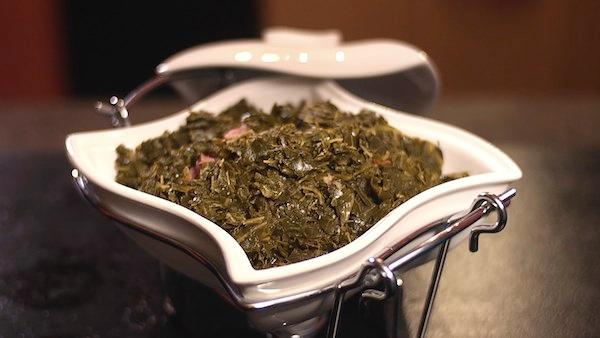 Aunt Dot's Collard Greens