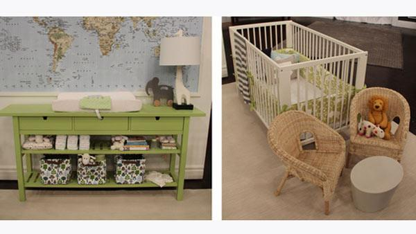 Creating a Gender-Neutral Nursery