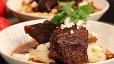 Tangy Braised Beef Short Ribs