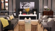 Styling Skinny Spaces