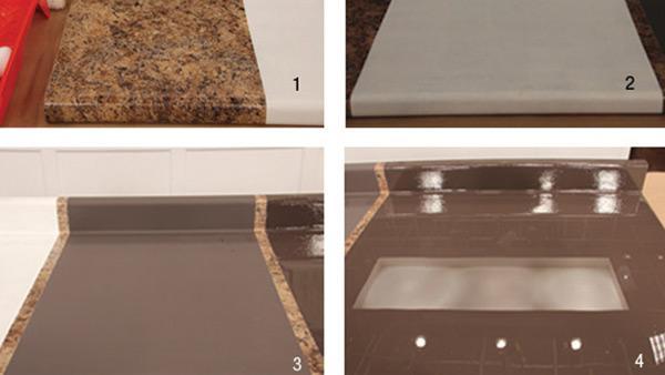 Painted Laminate Countertops Bestcountertops