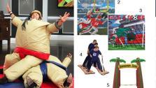 Crazy Carnival Games