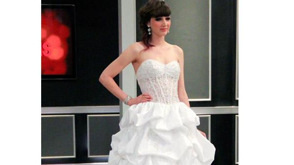 Celeb-Inspired Wedding Gowns
