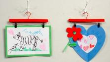 Kids Art Walls