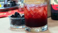 Balsamic Blast Cocktail