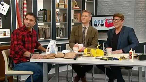 Ask Frank: Contractor Tips and Tricks