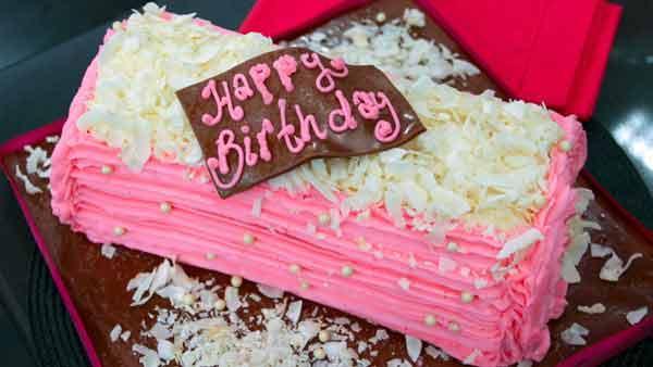 Soda Pop Birthday Cake