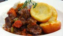 Foolproof Beef and Dark Stout Stew