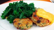 Joshnas Quinoa Salad Patties