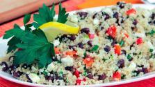 Joshnas Go-To Quinoa Salad
