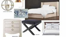 Get the Look: Hotel Chic Bedroom