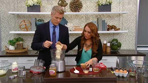 Peggy K's Kitchen Beauty Recipes