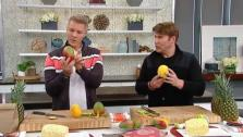 Simple Ways to Cut Tricky Fruit