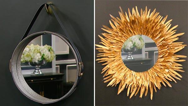 1 Mirror, 2 Ways