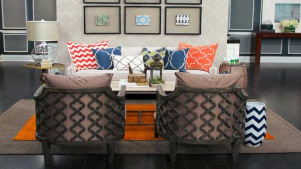 Complete Episode: Five Steps to a Moroccan-Inspired Living Room