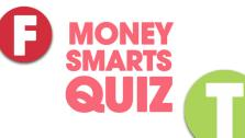 Money Smarts Quiz