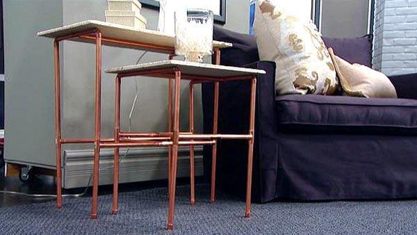 Complete Episode: DIY End Tables