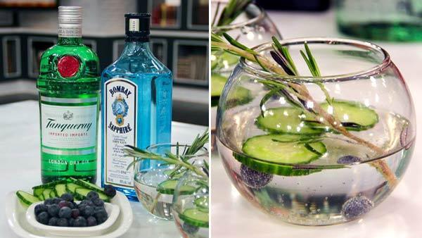 gin for men