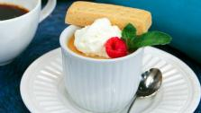 Chef Curtis Stone shares a recipe for Salted Caramel Pots de Creme.