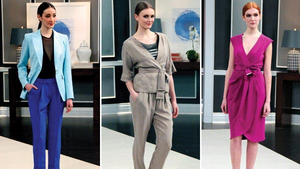 Arthur Mendon�a Spring and Fall 2013 Fashion