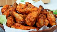 Dish Do-Over: Buffalo Wings with Blue Cheese Dip