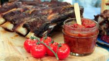 Plum and Red Pepper Chutney
