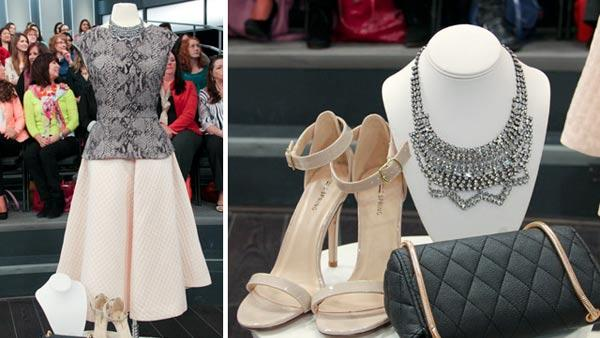 Three Ways to Wear the Midi Skirt