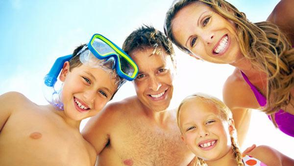 Family Holiday On A Budget