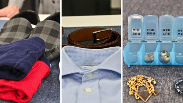 5 Travel Hacks To Pack Like A Pro