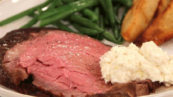 Charbroiled prime rib roast steven and chris the live well network