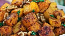Healthy Swap Roasted Butternut Squash