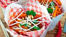 Pad Thai Fries