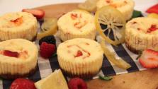 Mini Lobster Cheesecakes (No, Really!)