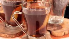 Blueberry Tea Cocktail