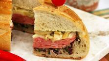 Molto Muffaletta Sandwich